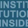 Institutional Insider picture