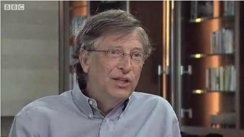 Gates BBC Interview