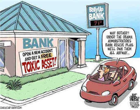 Get A Free Toxic Asset