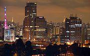 Sao Paolo, The Financial Center of Latin America