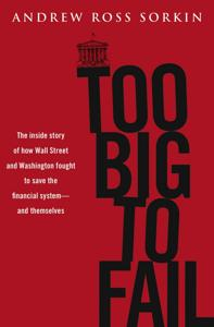 ?a review of too big to fail by andrew ross sorkin essay Actor, akhtar also starred as neel kashkari in hbo's adaption of andrew ross sorkin's book too big to fail.