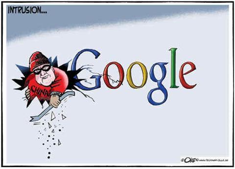 China And Google