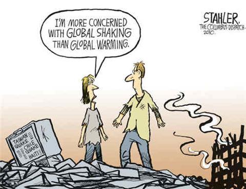 Global Shaking