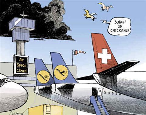 Air Space Closed