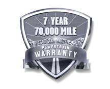Chrysler Warranty Logo