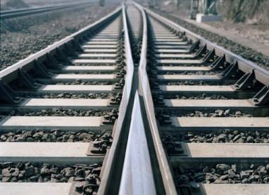 Vossloh rail switch