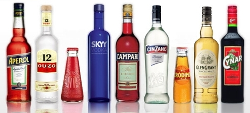 Campari products