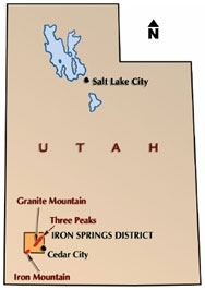 Iron Mountain Project: Cedar City, Utah