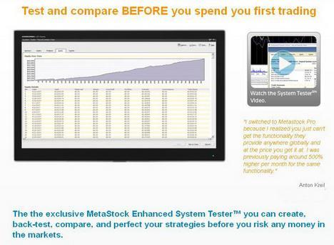 Ets trading system metastock free download