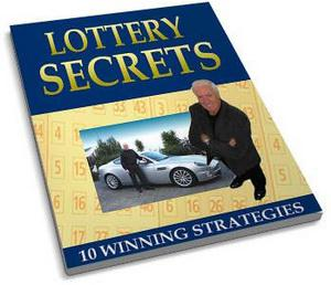 lottery strategy research
