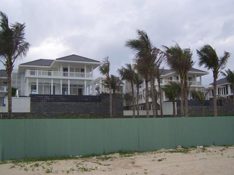 Villas on China Beach