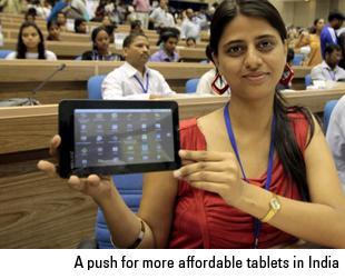 Aakash Tablet - U.S. Global Investors
