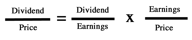 Yield formula