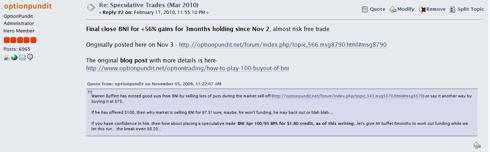 BNI Trade for OptionPundit