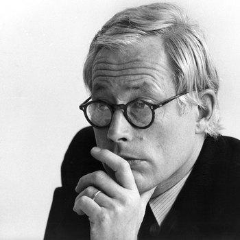 Portrait of Dieter Rams by Abisag Tüllmann