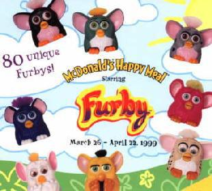 Can A Furby Comeback Save Hasbro's Shares In 2012 ...