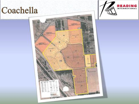 Coachella Development Map