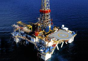 Atwood Hunter Semi-Submersible Drilling Rig