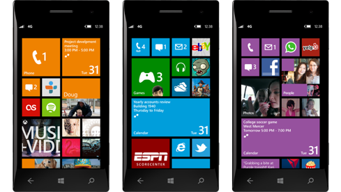 Windows Phone 8 Customization and Personalization Potential