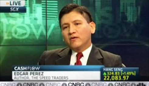 Edgar Perez, guest on CNBC