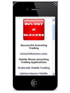 Invest2Success Mobile Website