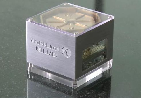 The LightRadio Cube