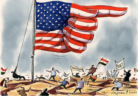 US Financial Tectonic Plates Shifing