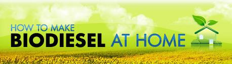 How To Make Biodiesel At home