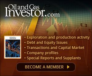 Oil and Gas Investor