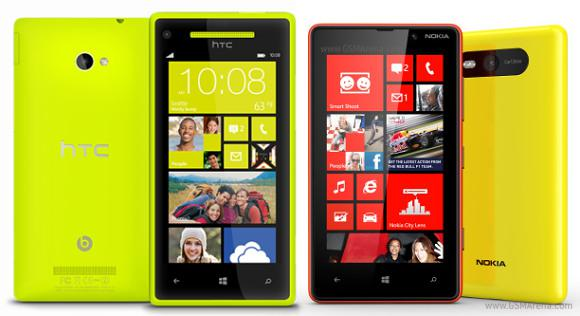how to see the nokia lumia phone model number