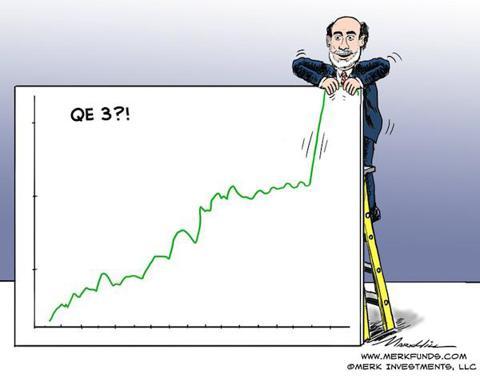 Bernanke QE 3 - Quantitative Easing 3