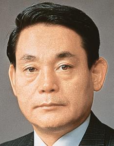 Samsung CEO Lee Kun Hee