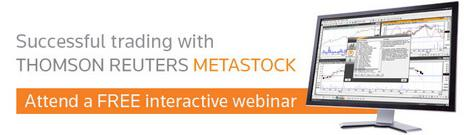 Thomson Reuters MetaStock Free Interactive Webinars