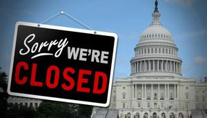 Capitol Government Shutdown