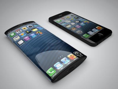 iPhone 6 Concept Art - Source: Tech Crunch