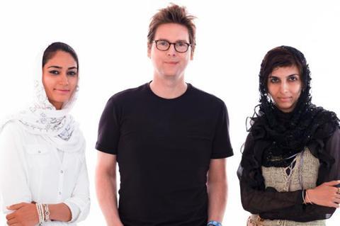 Fereshteh Forough, Biz Stone, and Roya Mahboob