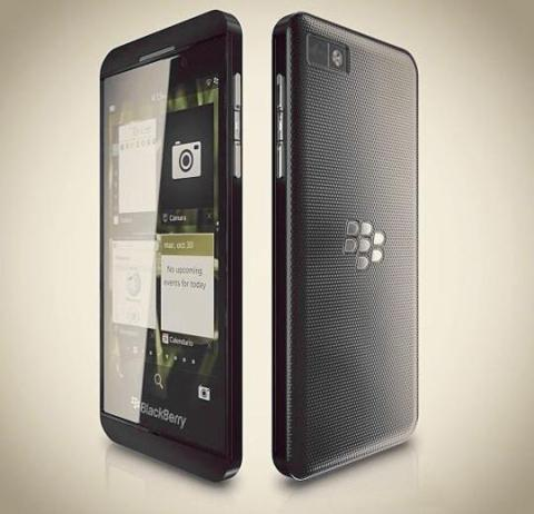 Source : RIM Z10 BlackBerry