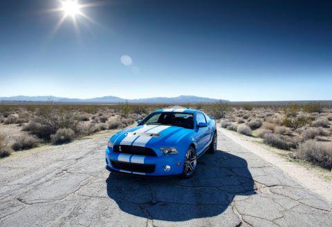 The Ford Mustang Shelby GT500 was included in the 20th annual