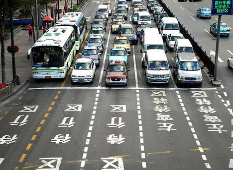 China Automobile Traffic