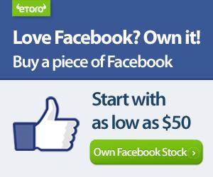 eToro Facebook