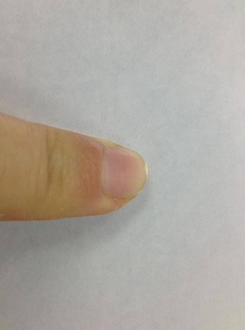 UniBoss Close Up With Finger