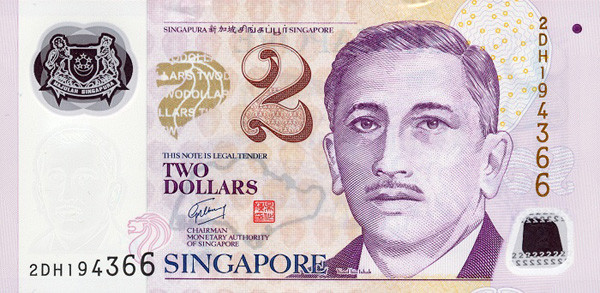 Singapore dollar forex rates