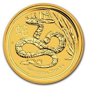 2013_Australian_Gold_Snake_1-4Oz