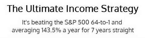 Ultimate Income Strategy