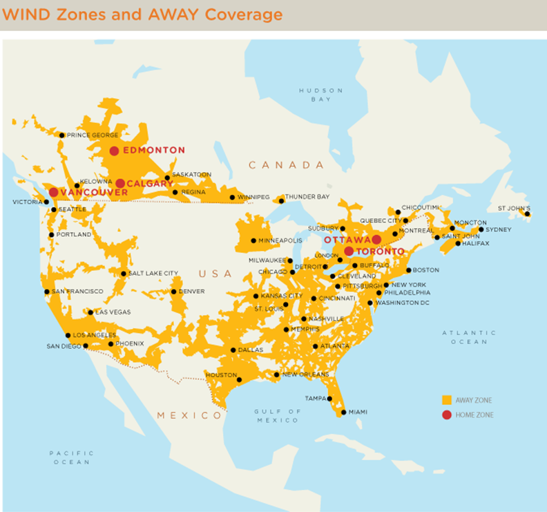 What Verizon S Expansion Into Canada Could Mean Verizon