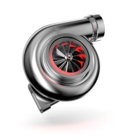 Titanium Aluminide Turbochargers