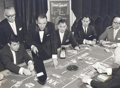 Baccarat the game of games