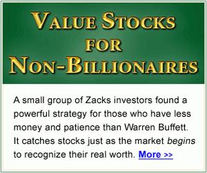 Value Stocks for Non-Billionaires