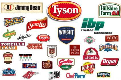 Tyson Food Service Products