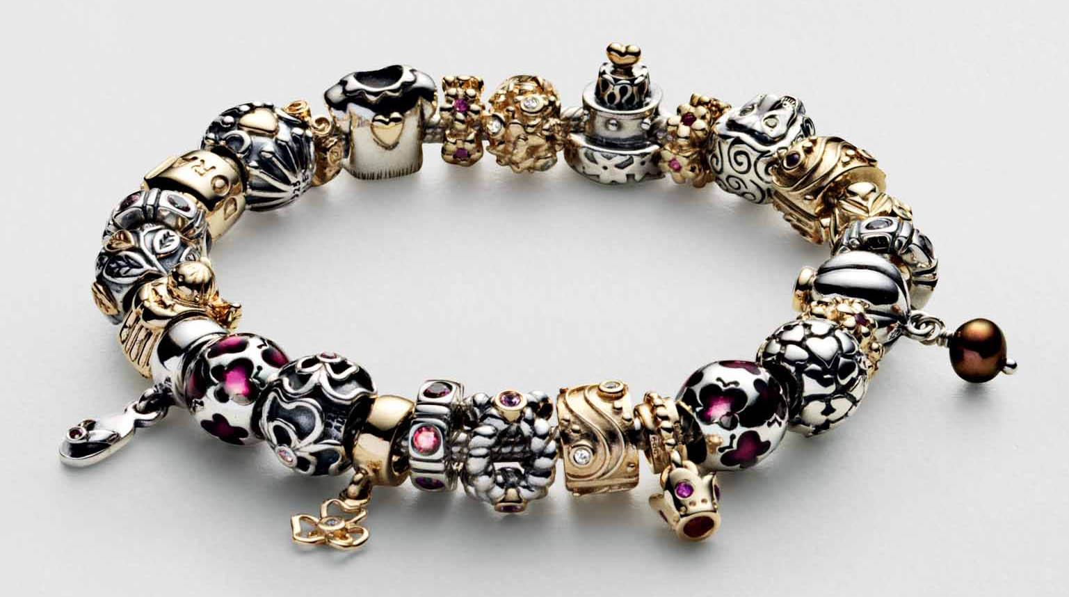 Diamonds Aren't Forever, Pandora Jewelery Is